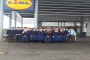 TY Business class visit out to supermarket giant Lidl.