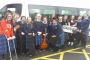 Trad Group performs in St. Oliver's Nursing Home