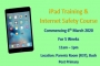 iPad Training & Internet Safety Course
