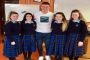 Shane Carthy visits Bush PP during Wellbeing Week