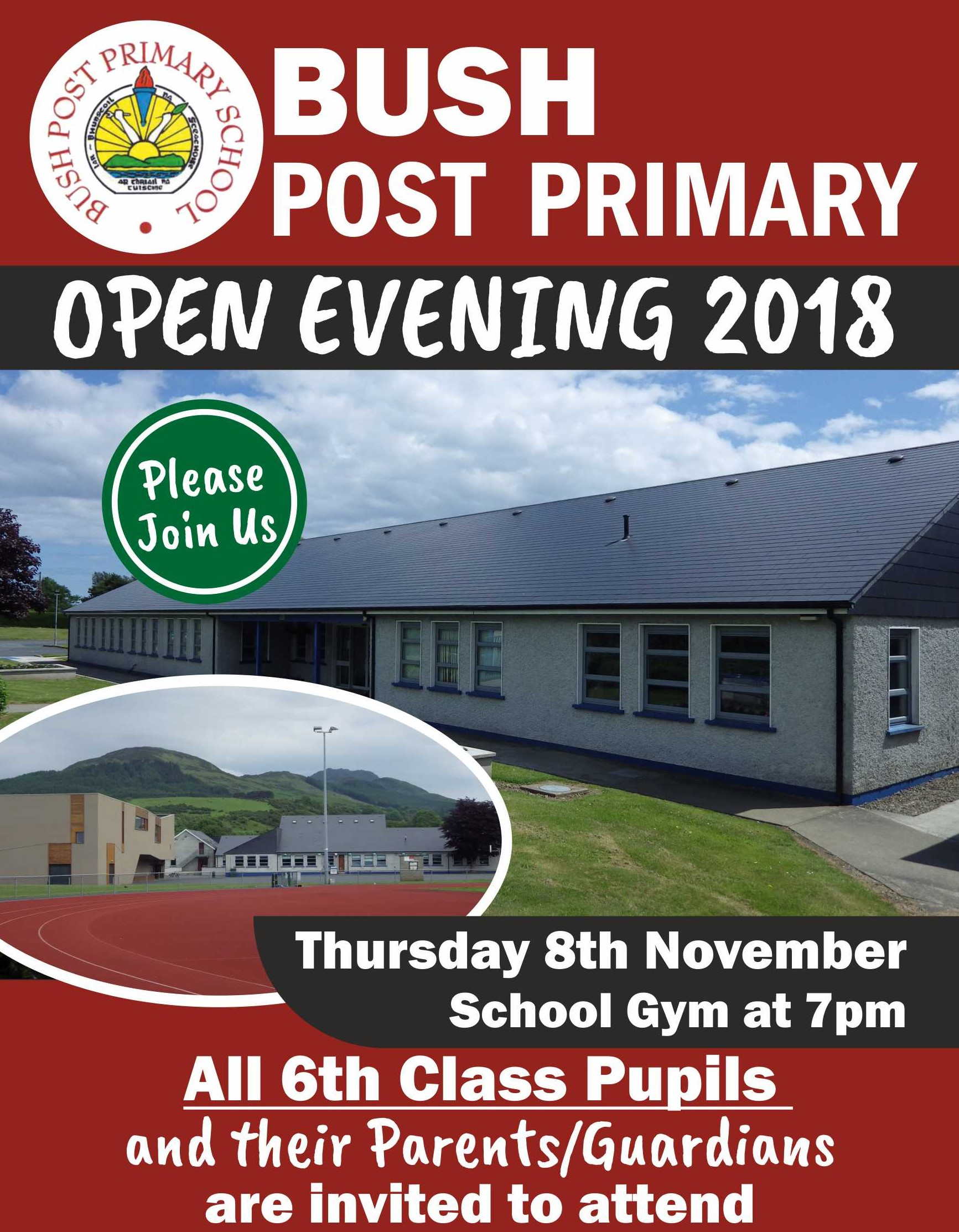 Bush Open Evening1